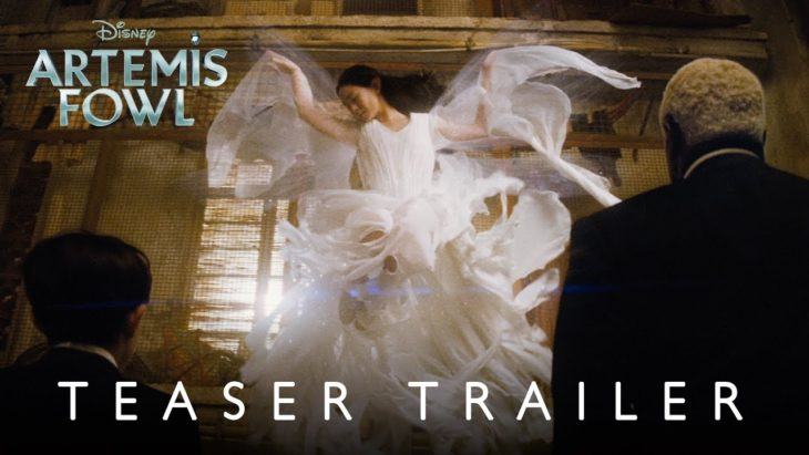 The Artemis Fowl Teaser Aims to Please Fans