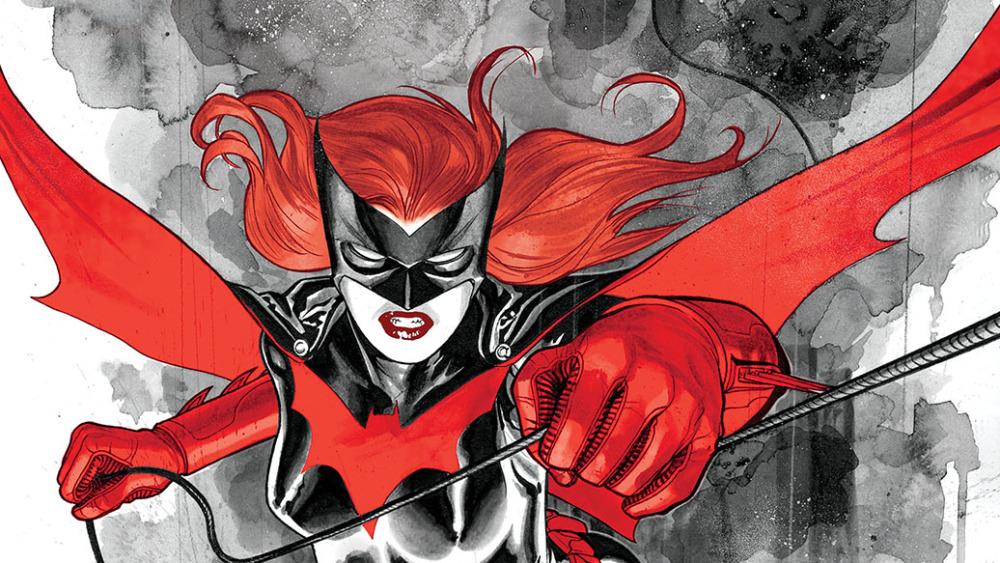 Ruby Rose's Batwoman is Revealed!