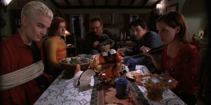 Legion of Leia Shares Our Favorite Genre Thanksgiving Episodes