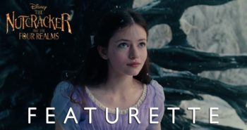 Meet Clara from The Nutcracker and the Four Realms