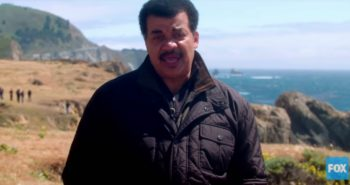 Neil deGrasse Tyson is back in Cosmos: Possible Worlds