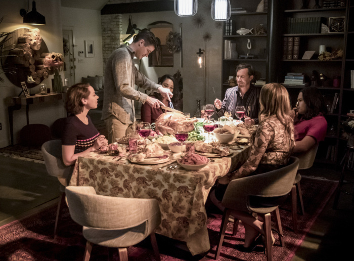 Flash Family Thanksgiving Meal