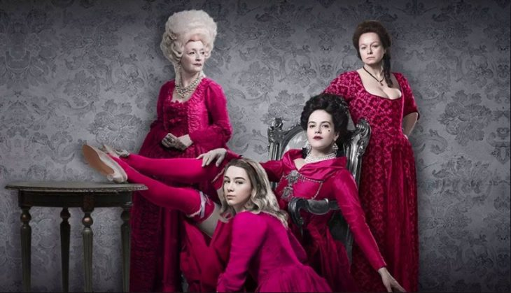 Hulu has renewed Harlots for Season 3 and if you're not watching, do it now!