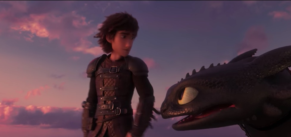 Watch a new clip from How to Train Your Dragon: The Hidden World from NYCC