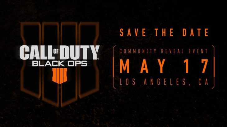 Watch the live stream for the Call of Duty: Black Ops 4 Community reveal event LIVE!