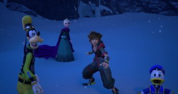 Together We Fight in New Kingdom Hearts III Trailer