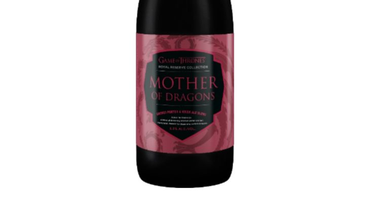 Brewery Ommegang and HBO release Mother of Dragons beer