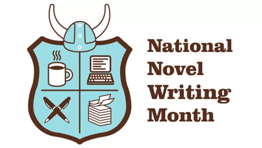 Are you guys joining me in NaNoWriMo?