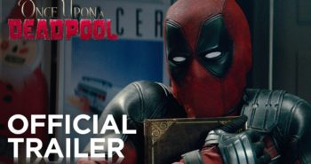 Once Upon a Deadpool Trailer Serves Christmas Delight