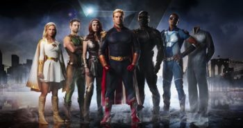 Watch a new NYCC teaser for the Amazon Prime series The Boys