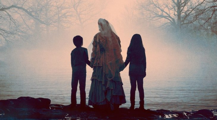 Check out the new poster for The Curse of La Llorona