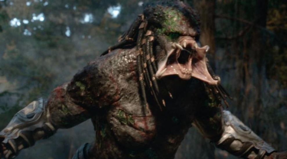 Watch the New Red Band Trailer for The Predator