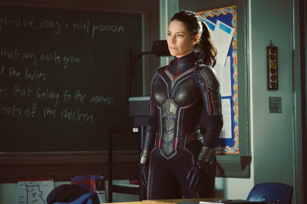 Watch the new trailer for Marvel's Ant-Man and the Wasp