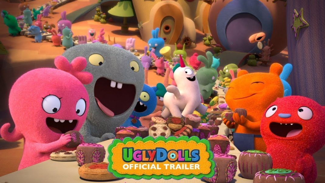 New UglyDolls Trailer Embraces the Unconventional