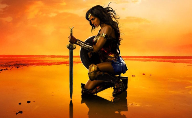 Bask in the Glory That is the New Wonder Woman Poster