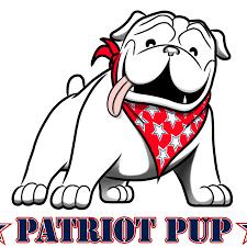 Patriot Pup logo