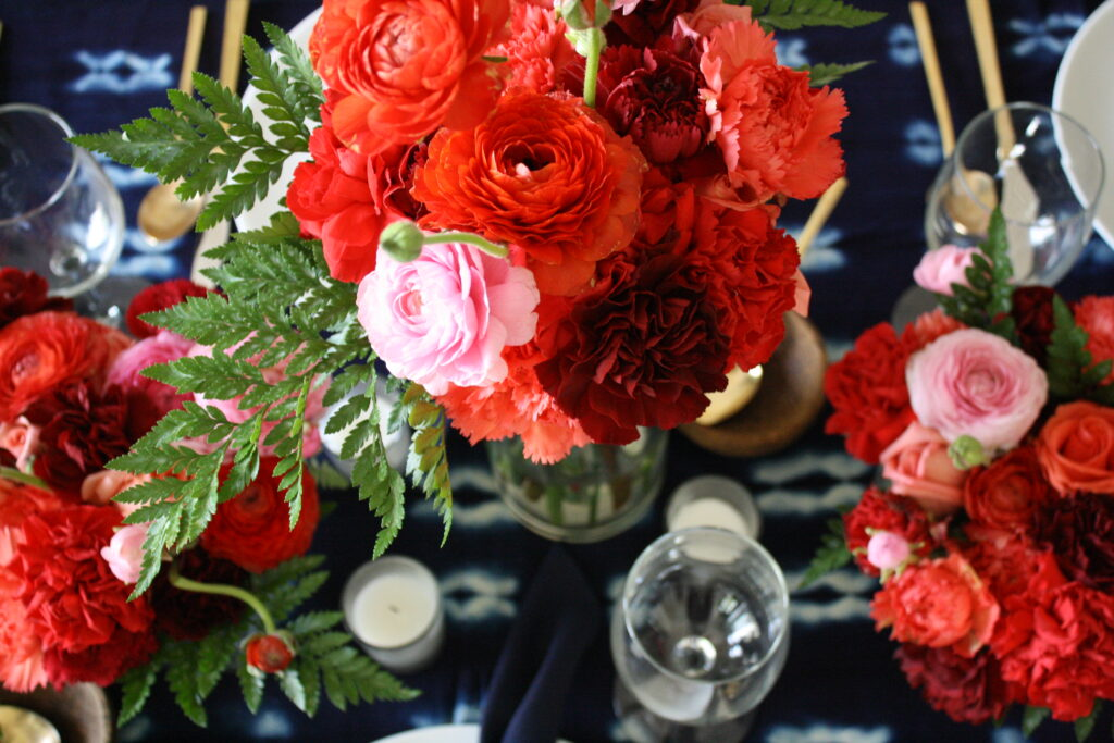 Moroccan Dinner tablescape Inspiration