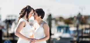 South Fork Wedding Photographer - Alexis + Sandra - 10.10.2015
