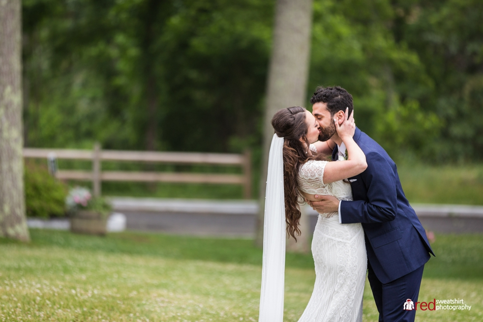 Lauren and Daniil Shelter Island Wedding at the Pridwin