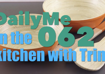 In the kitchen with Trina | DailyMe Episode 062