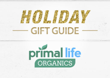 The 2017 Holiday Gift Guide from Primal Life Organics
