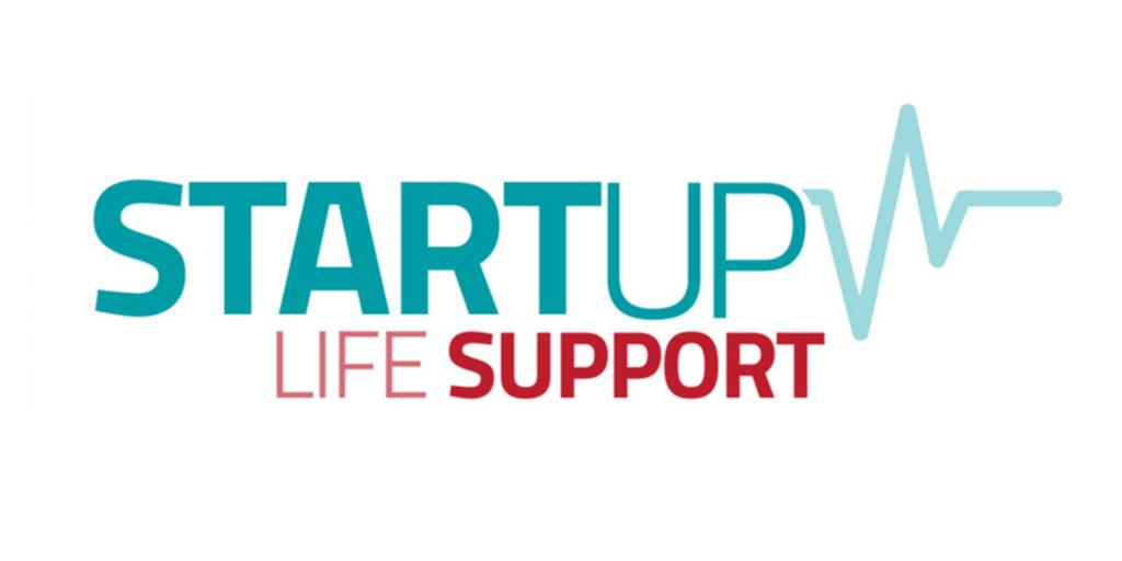 Start Up Life Support Logo