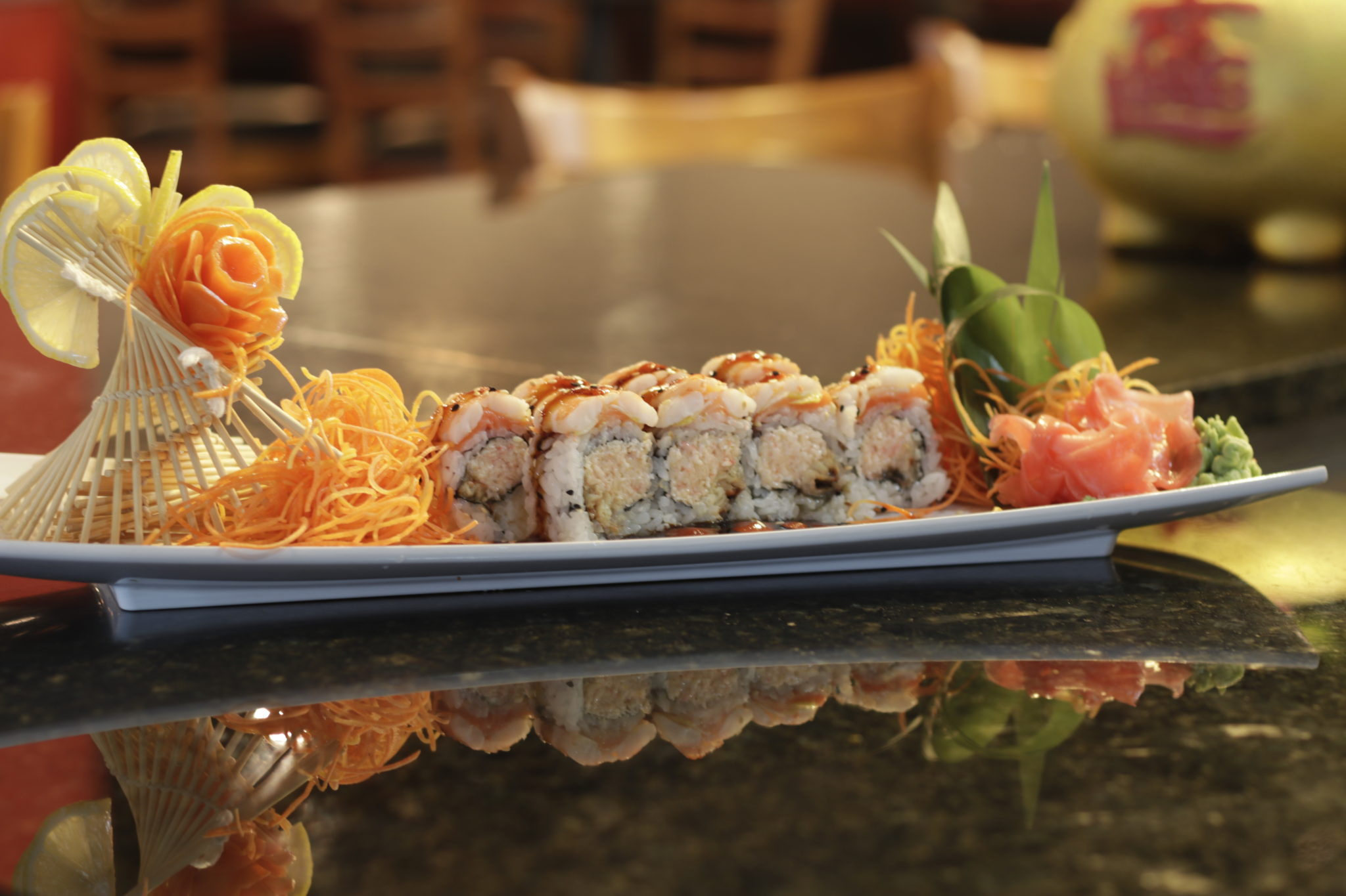 Lunch Special From Sushi Bar