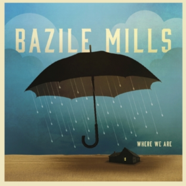 <b><u>Bazile Mills - Where We Are</b></u><br><i>(2016, Self)</i><br><small>recording and mix engineer</small>