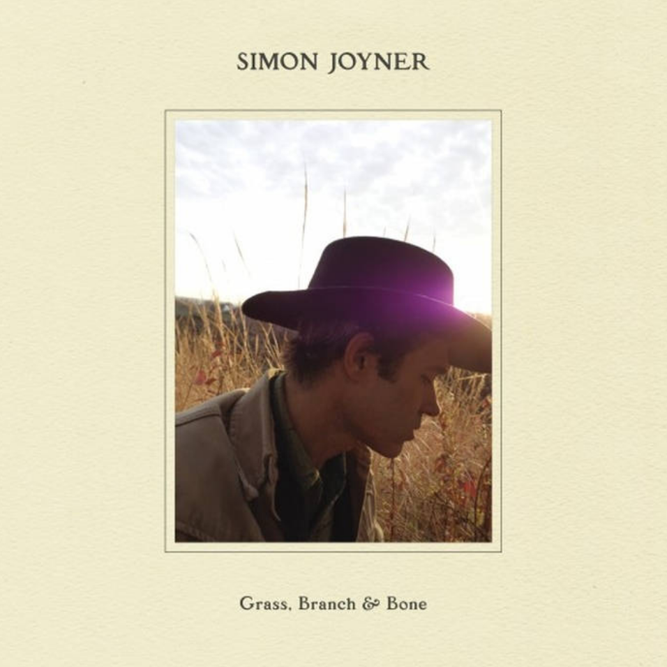<b><u>Simon Joyner - Grass,<br>Branch & Bone</b></u><br><i>(2015, Woodsist)</i><br><small>recording and mix engineer, piano,<br>organ, percussion