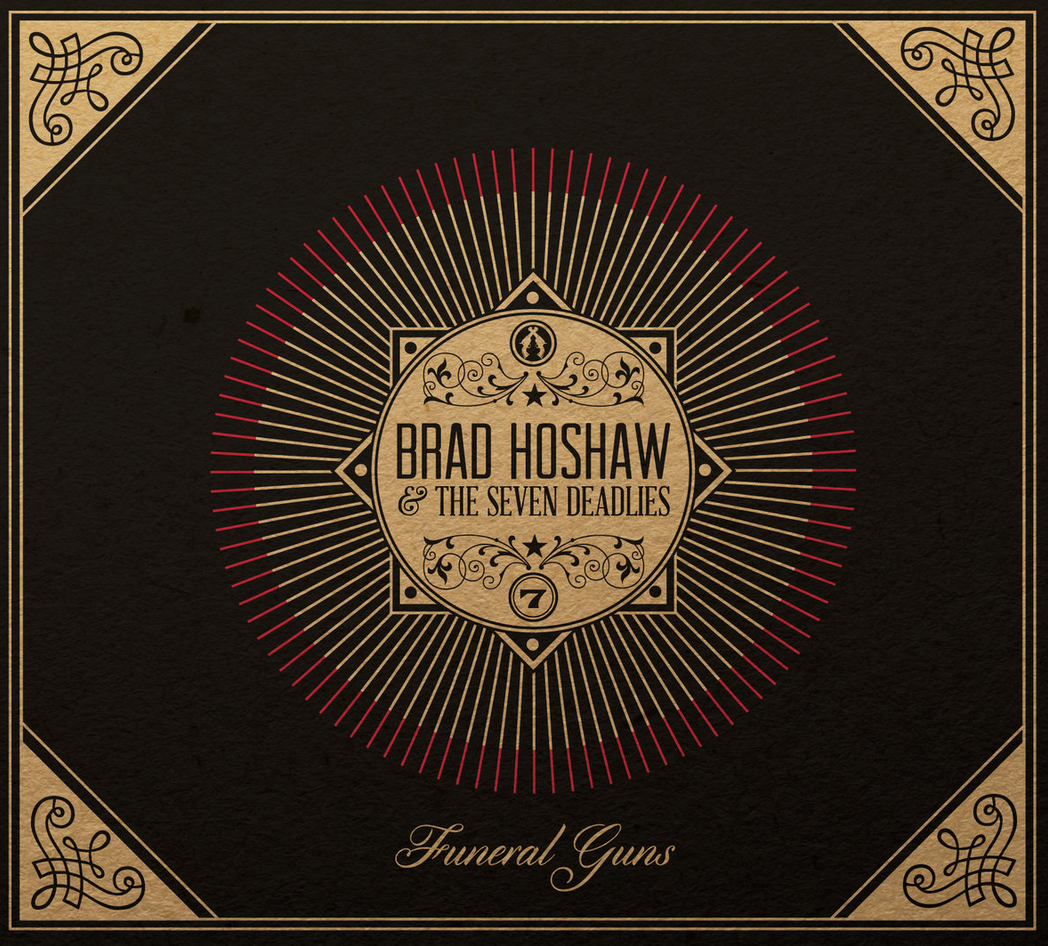 <b><u>Brad Hoshaw - Funeral Guns</b></u><br><i>(2014, Self)</i><br><small>mix engineer</small>