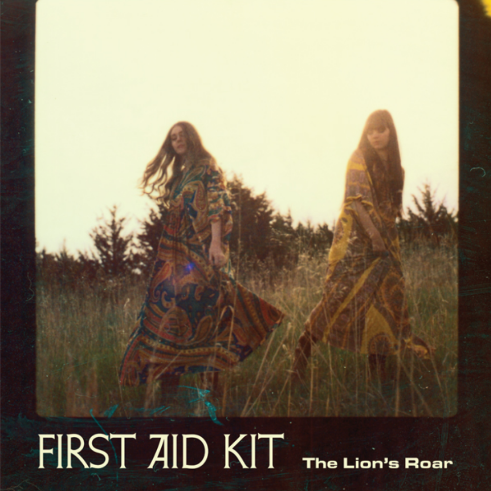 <b><u>First Aid Kit -<br>The Lion's Roar</b></u><br><i>(2012, Wichita)</i><br><small>piano</small>