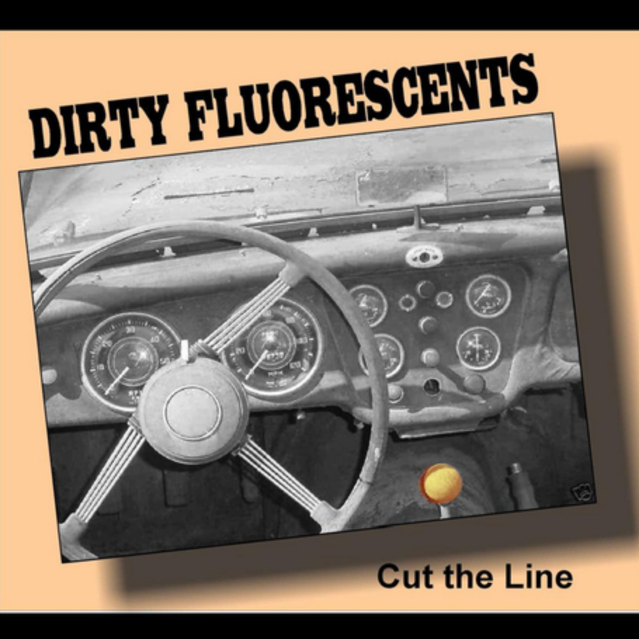 <b><u>Dirty Fluorescents -<br>Cut the Line</b></u><br><i>(2011, Self)</i><br><small>recording and mix engineer</small>