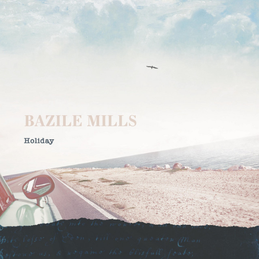 <u><b>Bazile Mills - Holiday</u></b><br><i>(2019, Self)</i><br><small>recording and mix engineer
