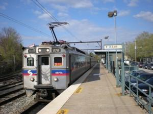 Norristown train