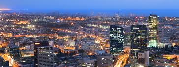 Rocket s are falling on Tel Aviv
