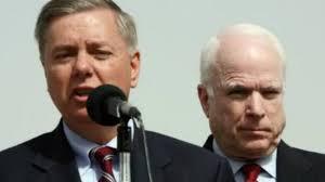 McCain and Graham fools
