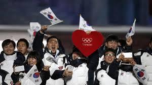 Happy Olympians