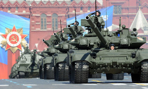 Russia's military buildup