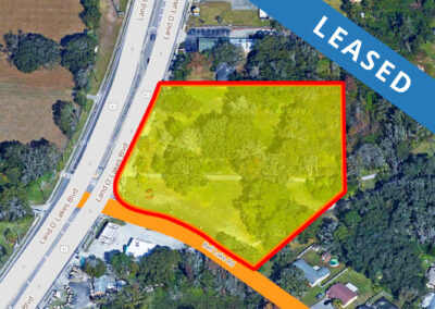 Retail Site: 4222 Land O Lakes Blvd, Lutz, FL 34639