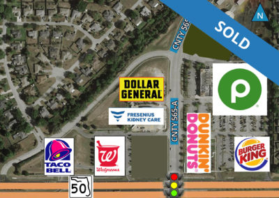 Publix Super Market / Eagle Ridge Shoppes Retail Center, SR-50 Groveland, FL 34736