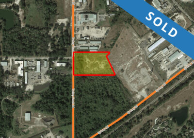 Industrial Parcel: 2311 Turkey Creek Rd Plant City, FL 33566