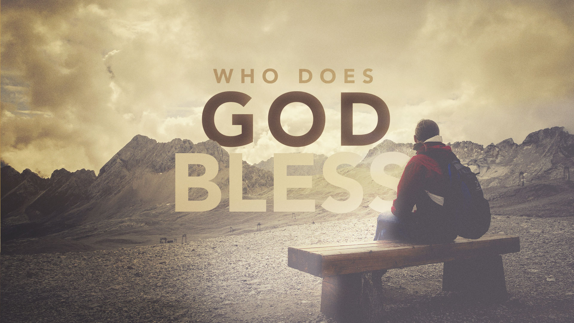 Who Does God Bless Series Image
