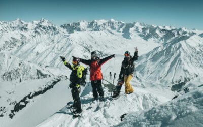 Out of Bounds: An Epic Mountain Journey