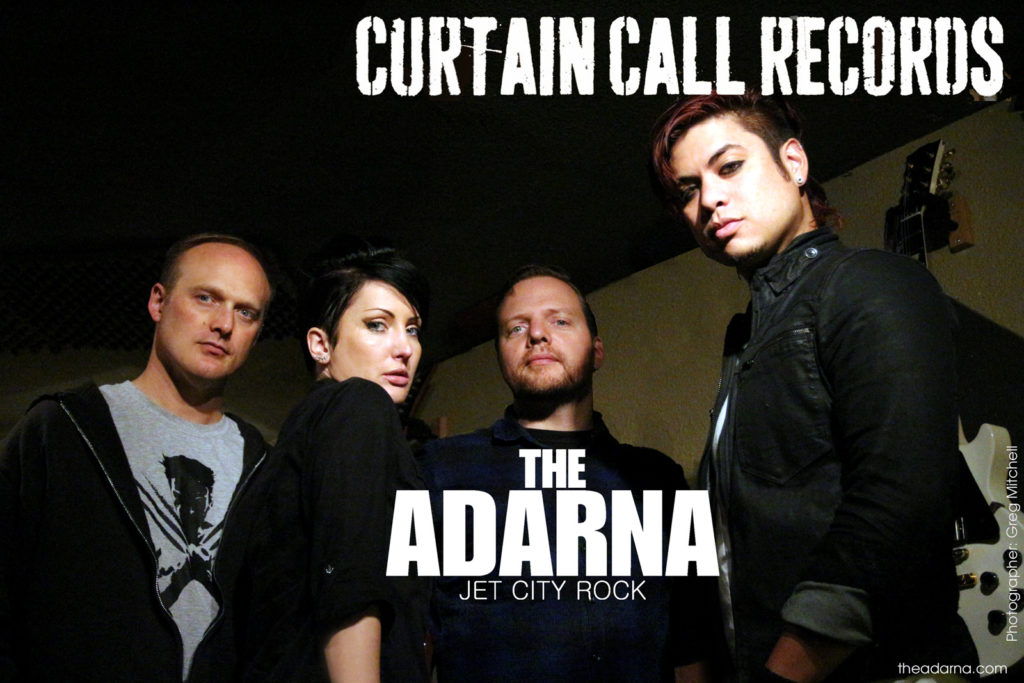 The Adarna - Curtain Call Records