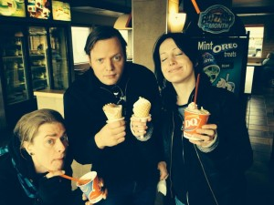 079 - Always time for a Blizzard!