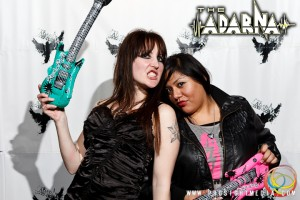 Andreka and Josephine at The Adarna's CD Release Show 2012
