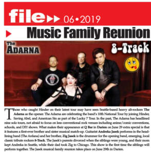 06290 -Family's Reunion Article