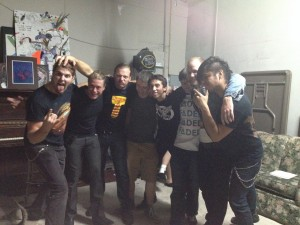 326 - Backstage at the Crux in Boise ID