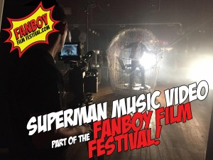 100 - Hooray!  While on tour we were nominated for the Fanboy Film Festival