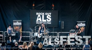 036 - The Adarna performing at Rock Out ALS Fest